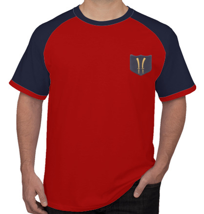Indian Army Roundneck T-Shirts -MOUNTAIN-DEVISION-TSHIRT T-Shirt