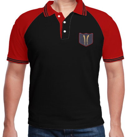 Indian Army Collared T-Shirts -MOUNTAIN-DEVISION-POLO T-Shirt