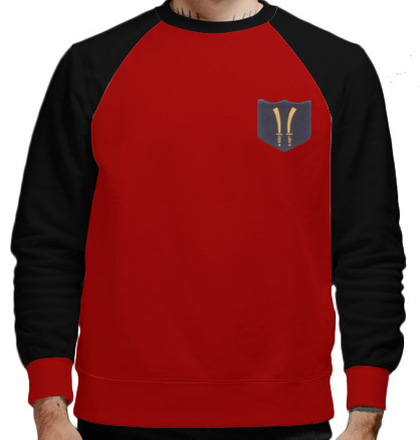 Indian Army Hoodies -MOUNTAIN-DEVISION-SWEATSHIRT T-Shirt