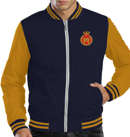 Indian Navy Zipper Jackets INS-Betwa-Jacket T-Shirt