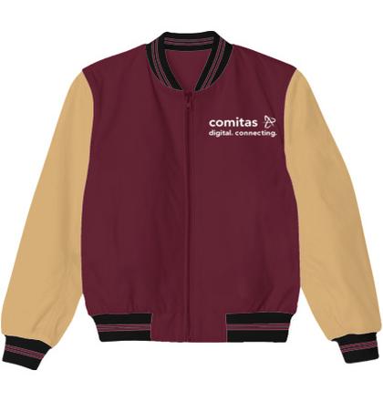 Create From Scratch Men's Jackets CDC-Logo- T-Shirt