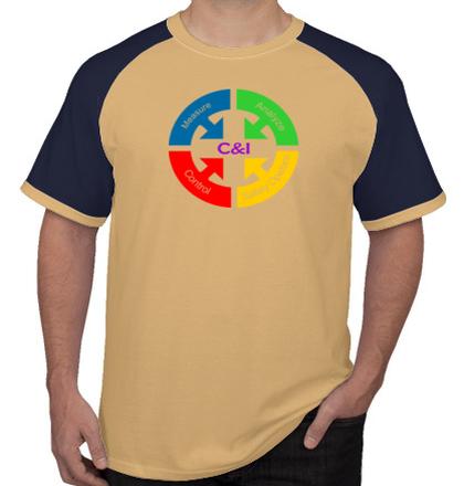Create From Scratch: Men's T-Shirts C%I-Logo- T-Shirt