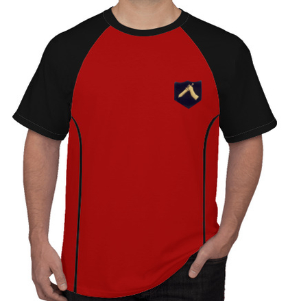 Indian Army Roundneck T-Shirts MOUNTAIN-DIVISION-TSHIRT T-Shirt