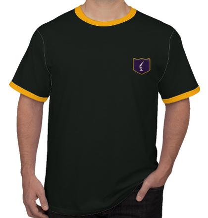 Indian Army Roundneck T-Shirts MOUNTAIN-DIVISION-KIRPAN-TSHIRT T-Shirt