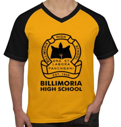 BILLIMORIA HIGH SCHOOL CLASS OF  REUNION TSHIRT T-Shirt