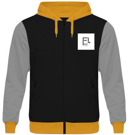 Zipper Hoodies FI-- T-Shirt