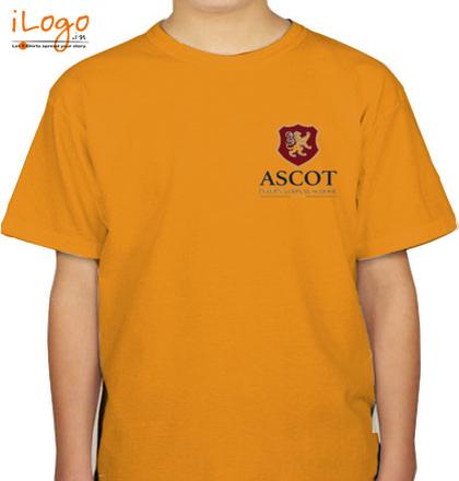 Ascot-International-School-Logo T-Shirt