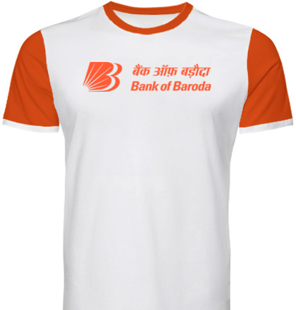 Bank-of-Baroda T-Shirt