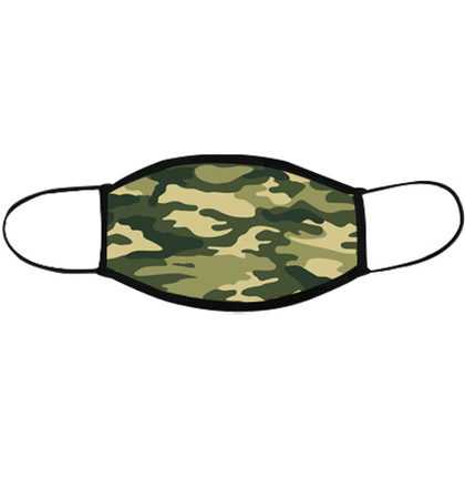 Army Masks T-Shirts