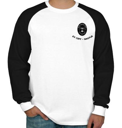 Create From Scratch: Men's T-Shirts KV-CRPF T-Shirt