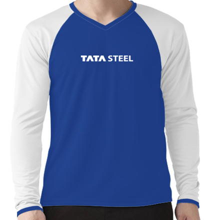 Create From Scratch: Men's T-Shirts TataSteel T-Shirt
