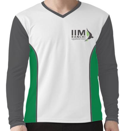 IIM Ranchi iim-ranchi T-Shirt