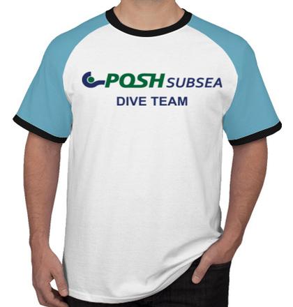 Create From Scratch: Men's T-Shirts Posh-Logo- T-Shirt