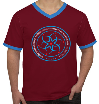IIT Gandhinagar iit-gandhinagar- T-Shirt