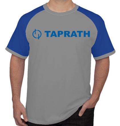 Create From Scratch: Men's T-Shirts Taprath-logo- T-Shirt