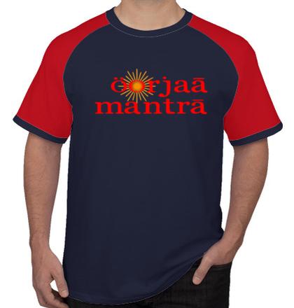 Create From Scratch: Men's T-Shirts OM-Logo- T-Shirt
