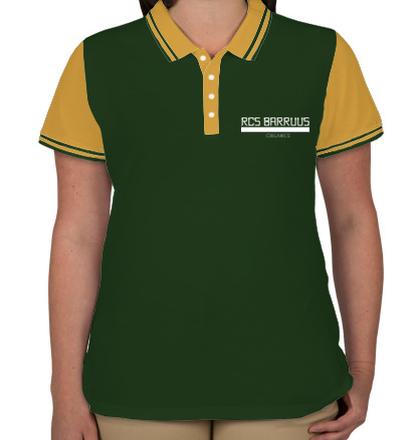 Womens Polo RCS T-Shirt