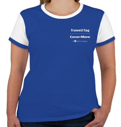 Create From Scratch Women Trawell-Tag T-Shirt