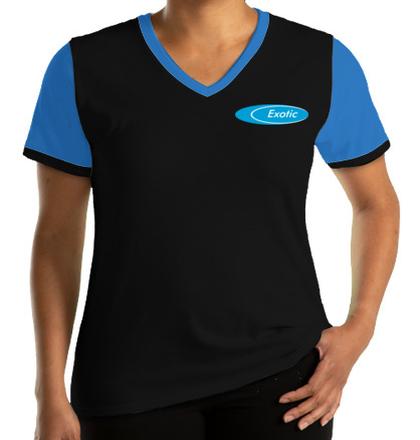 Create From Scratch Women Exotic T-Shirt