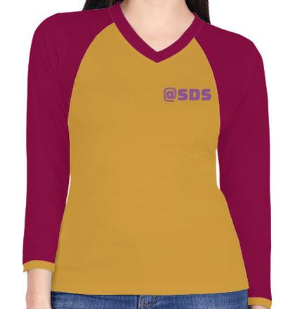Create From Scratch Women SDS-RRV T-Shirt