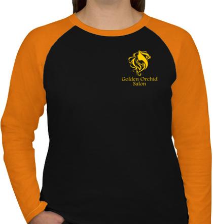 Create From Scratch Women goldensalon T-Shirt