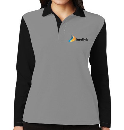 Womens Polo intellyk T-Shirt