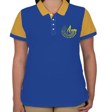 Womens Polo astha T-Shirt