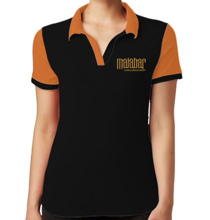 Womens Polo malabar T-Shirt