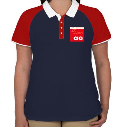 Womens Polo AQ T-Shirt