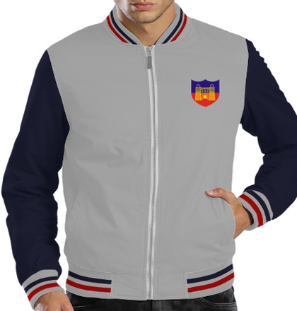 Class Reunion Jackets COLLEGE-OF-MILITARY-ENGINEERING-th-COURSE-REUNION-BOMBER T-Shirt