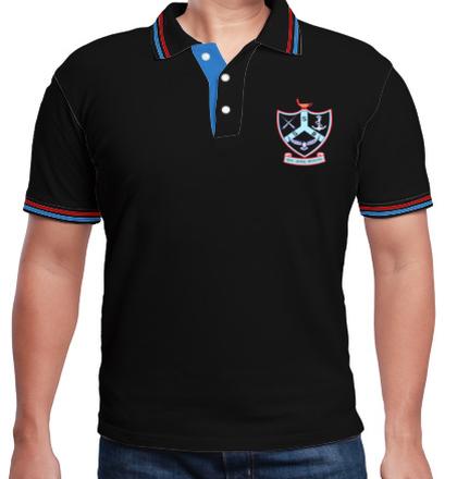 Class Reunion Collared T-Shirts SAINIK-SCHOOL-BALACHADI-CLASS-OF--REUNION-POLO T-Shirt