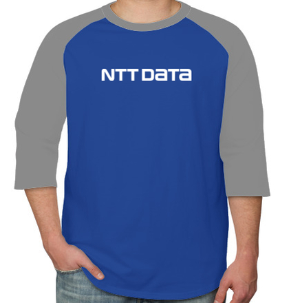 Create From Scratch: Men's T-Shirts NTTDATA T-Shirt