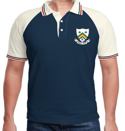 Class Reunion Collared T-Shirts SAINIK SCHOOL KUNJPURA-CLASS-OF--REUNION-POLO T-Shirt