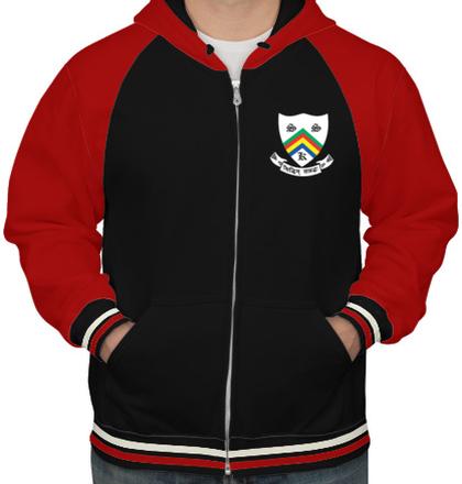 Class Reunion Hoodies SAINIK SCHOOL KUNJPURA CLASS-OF--REUNION-HOODIE T-Shirt
