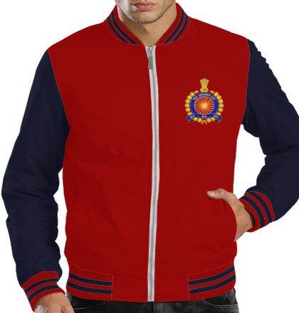 Class Reunion Jackets ARMY-SERVICE-CORPS-CENTRE-AND-COLLEGE-th-COURSE-REUNION-JACKET T-Shirt