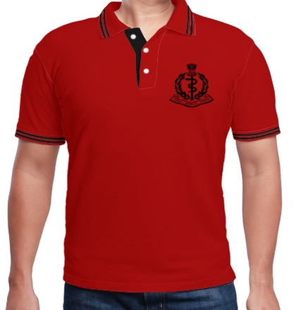 Class Reunion Collared T-Shirts ARMY-MEDICAL-CORPS-th-COURSE-REUNION-POLO T-Shirt