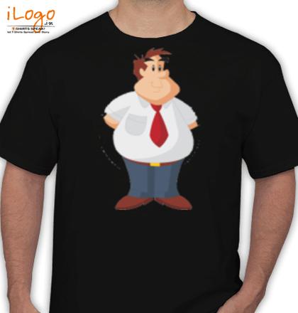 Fat- T-Shirt