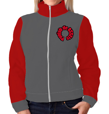 Create From Scratch women's Jackets T-Shirts