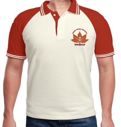 Class Reunion Collared T-Shirts SAINIK-SCHOOL-NAGROTA-CLASS-OF--REUNION-POLO T-Shirt