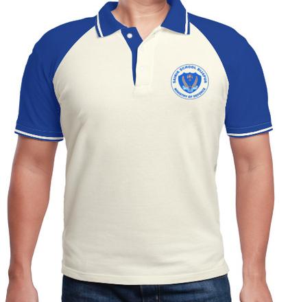 Class Reunion Collared T-Shirts SAINIK-SCHOOL-BIJAPUR-CLASS-OF--REUNION-POLO T-Shirt