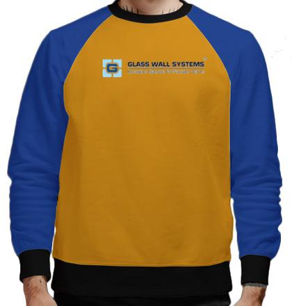 Glass-wall-logo- T-Shirt