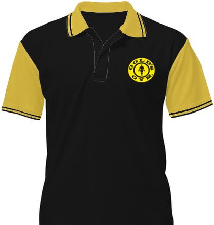 gold-gym-yw T-Shirt