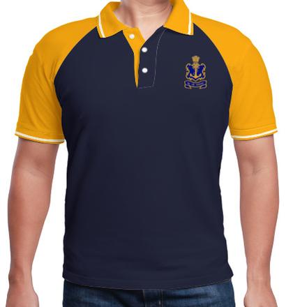 indian-naval-academy-course--reunion-polo T-Shirt