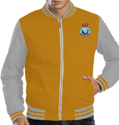 Indian Navy Zipper Jackets ins-kalvari-crest-JACKET T-Shirt