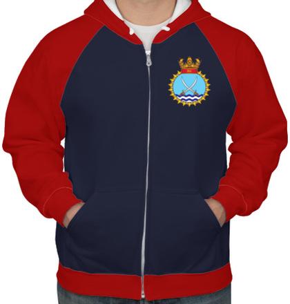 Indian Naval Design INS-Teg T-Shirt