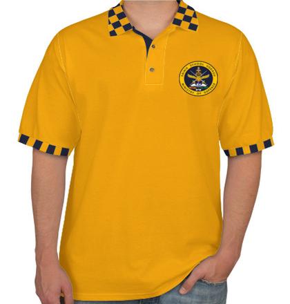 Class Reunion Collared T-Shirts SAINIK-SCHOOL-KODAGU-CLASS-OF--REUNION-POLO T-Shirt