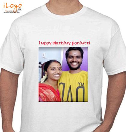 Bhuvana-Sundar T-Shirt