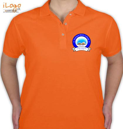 Class Reunion T-Shirts Santipur-B.Ed-College-Women%s-Premium-Polo-Shirts T-Shirt