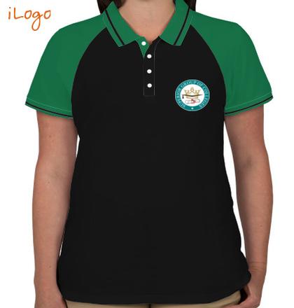 Class Reunion T-Shirts superior-group-of-colleges-Women%s-Raglan-Single-Tip-Polo-Shirt T-Shirt