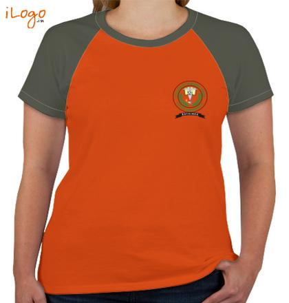 Class Reunion T-Shirts CollegeofNursing-Women%s-Round-Neck-Raglan-Half-Sleeves T-Shirt
